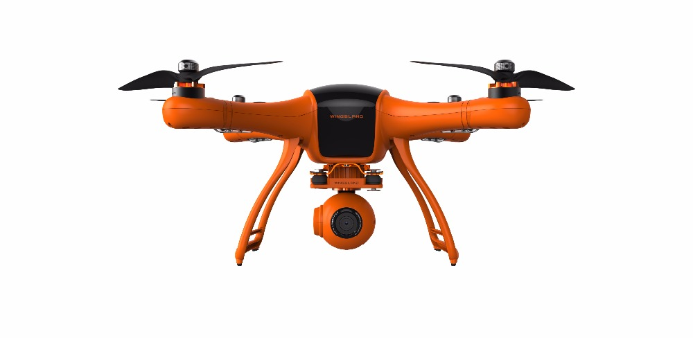 Wingsland Scarlet Minivet drone with camera 5.8G Quadcopter FPV GPS Drone with HD 1080P Camera,100% original  shipping with dhl 8
