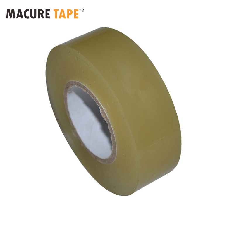 цена на Clear Hockey tape (24mm*20M) Sport Safety Football Volleyball Basketball Knee Pads Hockey Tape Elbow Grip Gauze