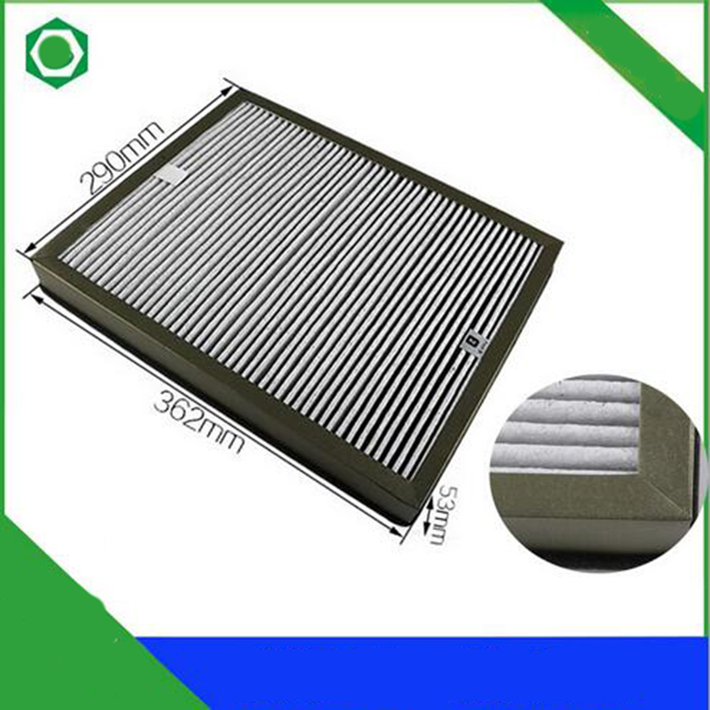 36.2*29*5.3cm Air Purifier Parts 5 Layers Multifunction Filter AC4138 for Philips AC4374 Air Purifier 3pcs lot ac4141 ac4143 ac4144 filter kit for philips ac4072 ac4074 ac4083 ac4084 ac4085 ac4086 ac4014 acp073 air purifier parts