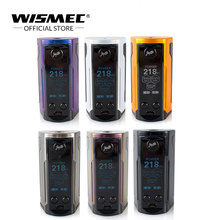 [Official Store]Original Wismec Reuleaux RX GEN3 Dual kit with GNOME King  Tank 5 8ml With 18650 Battery Electronic cigarette kit