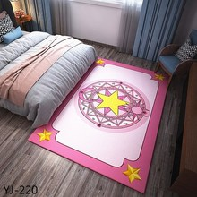 New Lovely Cartoon Animal Soft Rugs Floor Big Mats Anti-slip Kid Room Decoration Children Crawling Play Mat Carpets Area