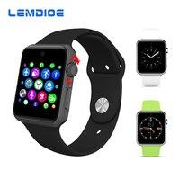 Lemfo LF07 Bluetooth Smart Watch 2 5D ARC HD Screen Support SIM Card Wearable Devices SmartWatch