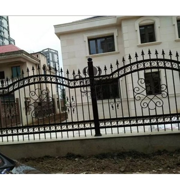 buy fencing online front yard fences and gates cheap metal ...