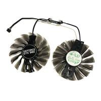Palit gtx1070 gtx1080Ti GPU VGA Alternative Cooler Fan For GeForce GTX1080 Ti GTX 1070/1080 Grahics Card Cooling As Repalcement