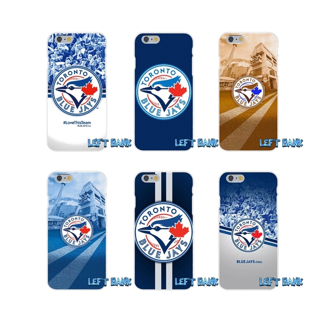 the latest 7dee9 c0323 US $0.99 |Baseball Toronto Blue Jays Logo Slim Silicone Phone Case For  Samsung Galaxy S3 S4 S5 MINI S6 S7 edge S8 Plus Note 2 3 4 5-in  Half-wrapped ...