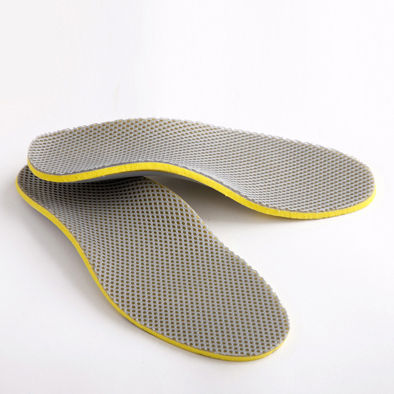 Foam+TPR women Insole Insert arch support pad for plantar fasciitis men Orthopedic Insoles comfortable orthotics flat foot