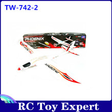 Details about 4Ch Radio Remote Control Phoenix Electric Air Glider RC Airplane/Aerobatic RTF