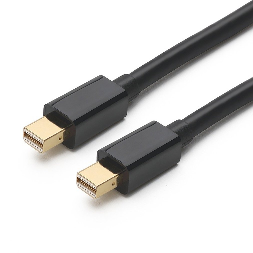 Thunderbolt To Thunderbolt Mini DisplayPort DP To Mini DisplayPort DP Conversion Cable 1.8m
