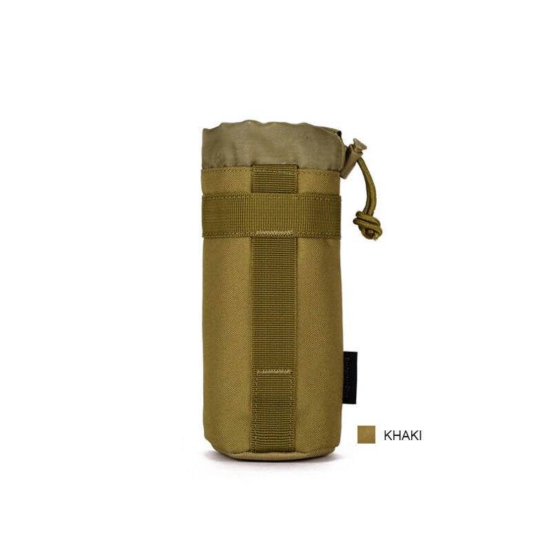 Khaki water bag