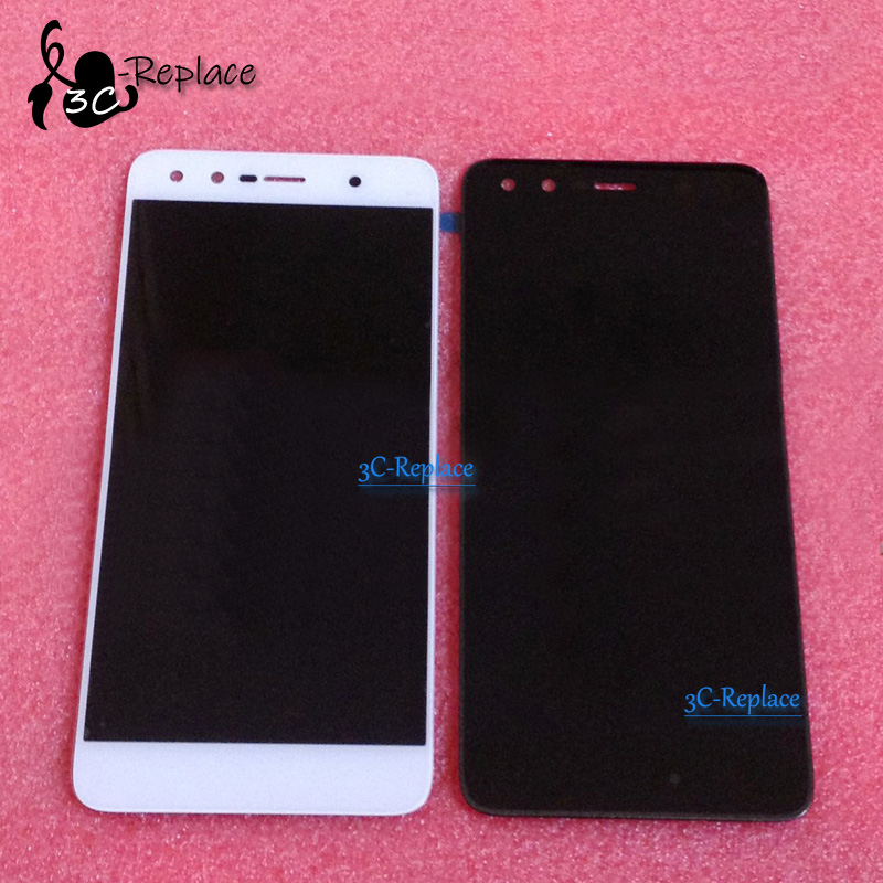 Original Black White 5 5 For ZTE Blade A3 A0616 LCD Display with Touch Screen Digitizer