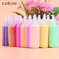 12 Different Colors Of Sand Painting Bottles 24 Bottle 40G Bottle Materials For Educational Toys Sand