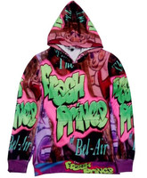 New Fashion Hoodies Arrival The Fresh Prince Of Bel Air 3D Hoody Sweatshirt Will Smith Sportswear