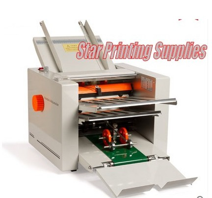 2019 new Automatic paper folding machine max for A3 size paper