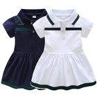 Baby Girl Dress Summer Dress Cotton Baby Girl Cothes Newborn Dress 9-36 Months