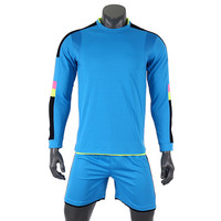 Kids Soccer Jerseys Set Survetement Football Kit Adult Men Child Kids Futbol Goalkeeper Training Uniforms Maillot