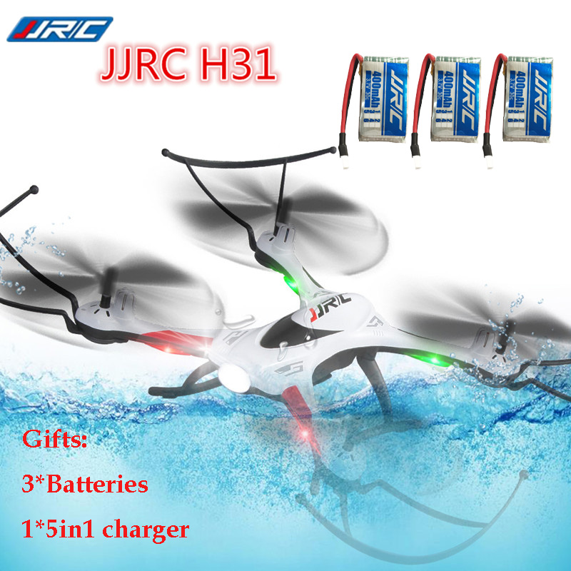 New JJRC H31 Waterproof RC Drone With Camera Or No Cam Or Wifi Cam RC Quadcopter RC Helicopter Drones With Camera HD VS JJRC H37 jjrc h37 elfie foldable mini rc drone with camera fpv transmission quadcopter rc drone helicopter wifi control vs jjrc h31 h36