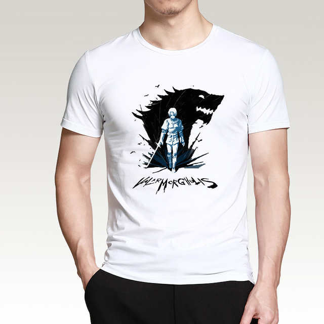 GAME OF THRONES VALAR MORGHULIS T-SHIRT