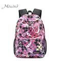 Women Backpack Bags For Teenagers Girls Plaid Boys Men Oxford Waterproof Big Casual Student Rucksack Designer Notebook Classic
