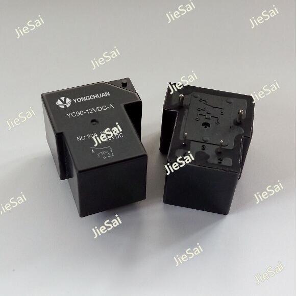 12V Automotive Normally Open Relay 70A 4-Pin NO