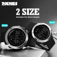 SKMEI mode Bluetooth sport montres hommes femmes numérique Couple montre Message appel rappel décontracté électronique mâle horloge reloj