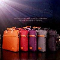 High Quality Waterproof Nylon 15 Inch Laptop Handbag Men Women Computer Notebook Business Hand Bag 15
