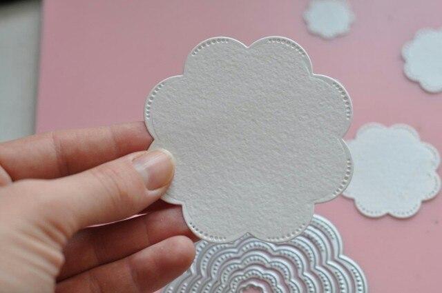 Online shop metal cutting dies flower diy shape chart scrapbooking image mightylinksfo