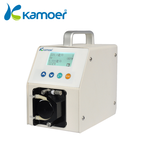 Kamoer LLS PLUS  adjustable peristaltic pump micro water pump mini electric dosing pump with high precision barcelona nike спортивный костюм nike barcelona dry sqd suit 854341 011