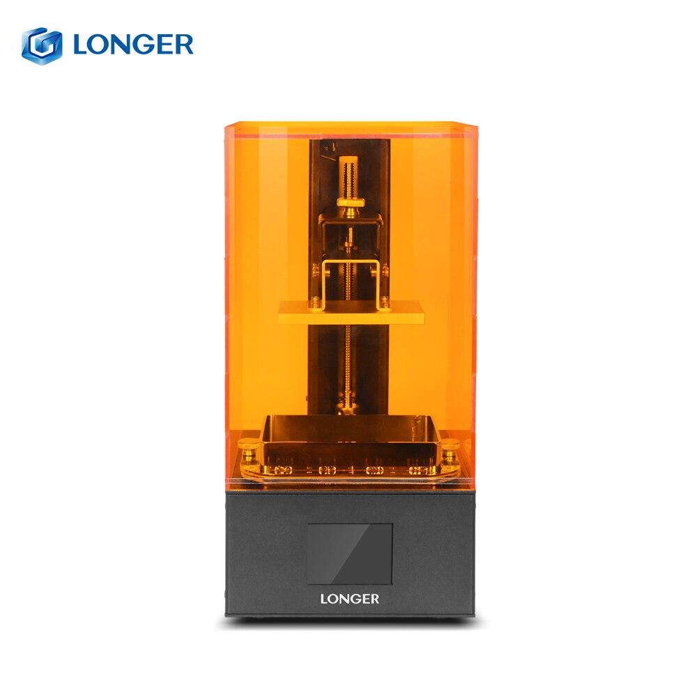 Imprimante 3D plus longue Orange 10 LCD imprimante 3D Longer3d SLA Support intelligent tranchage rapide UV photopolymérisable résine UV Drucker 3d Impresora