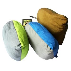 Image 5 - 320*200 سنتيمتر فائقة كبيرة 2 3 الناس النوم المظلة كرسي هزاز Hamak أرجوحة حديقة معلقة في الهواء الطلق Hamacas التخييم 125*78