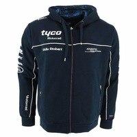 2019 Motorrad Motorsport Motorcycle Jacket Tyco Racing Team Zip Hoody Adult Men's Hoodie Sports Sweatshirt for BMW coat