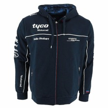 2019 Motorrad Motorsport Motorcycle Jacket Tyco Racing Team Zip Hoody Adult Men's Hoodie Sports Sweatshirt for BMW coat все цены