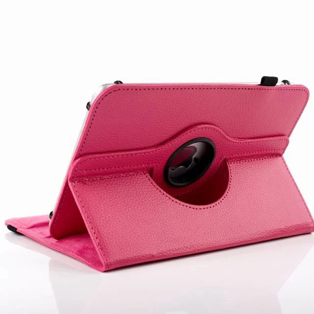 все цены на  For Alcatel OneTouch Pixi 8 3G/Pop 8S 8 inch Tablet 360 Degree Rotating UNIVERSAL PU Leather Cover Case  онлайн