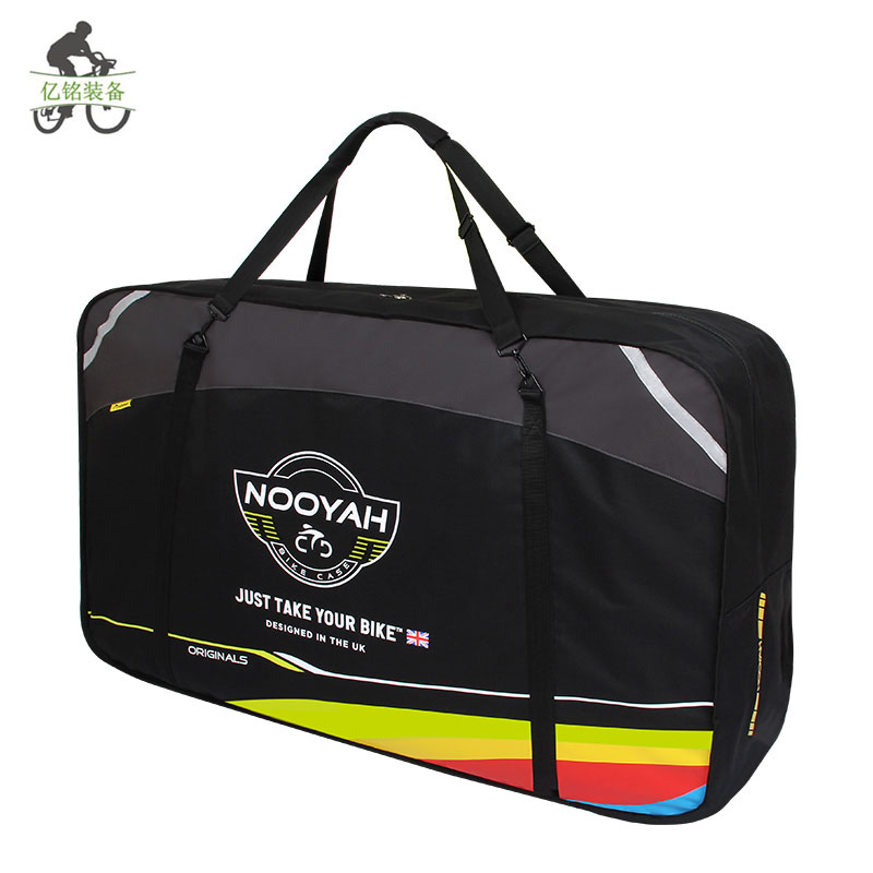 outdoor Bicycle loadout bag 26 29 inches folding bike loading bags for MTB bicycle storage bag thickening buggy bag in Storage Bags from Home Garden