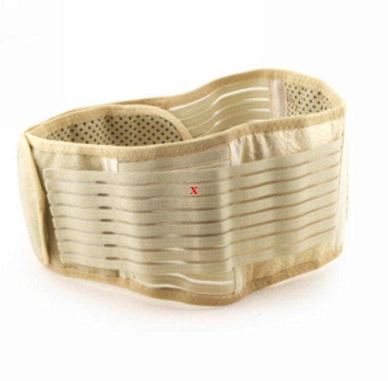 Tourmaline Waist Support Adjustable Lumbar Warmer Turmalina Belt Self-heating Magnetic Therapy Back Spontaneous Heating Brace