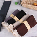 Full Cotton Knee High Socks for Women Lace Boot Socks Women With Cotton Lace Frilly