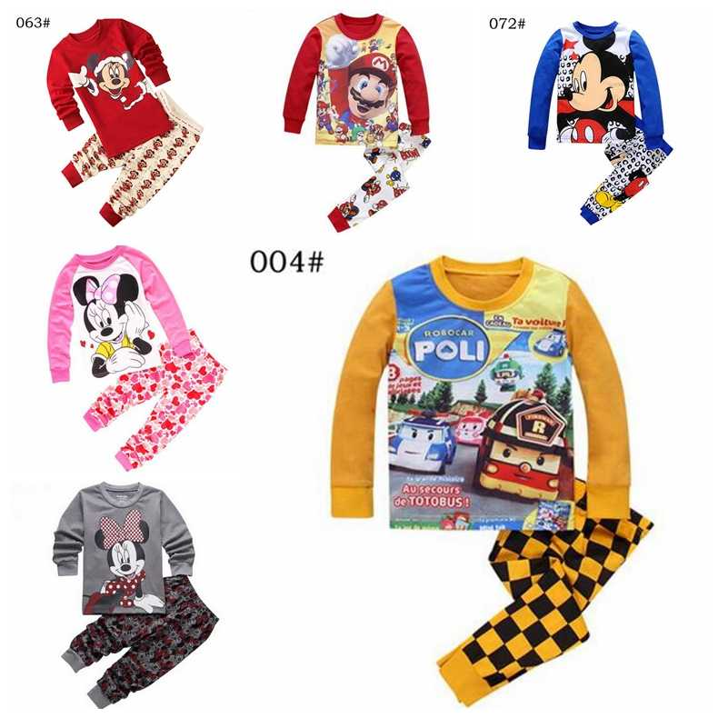 5a81c57c9106 Detail Feedback Questions about New Baby Girls Homewear Kids Pajamas ...