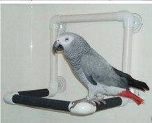 Big Parrot Stand Bar Bird Stand Parrot Toy Parrot Bath Shower Stand Bath Supplies 309g