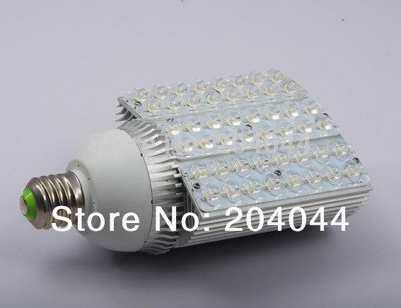 Led Alumbrado Publico 2pcs Lot E40/27 Base Led Street Light Bulbs with 48W Power 85 To 265v Ac Voltage Ce And Rohs Certified sale ac85 265v 60w led street light ip65 bridgelux 130lm w led led street light 3 year warranty 1 pcs per lot