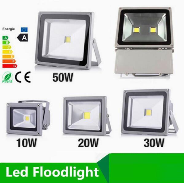 LED floodlight 10W 20W 30W 50W AC85-265V Waterproof IP65