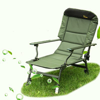 Free shipment Ultimate Camping Outdoor Folding Breathable Picnic Beach Garden Camping Summer Fishing Chair Tackle