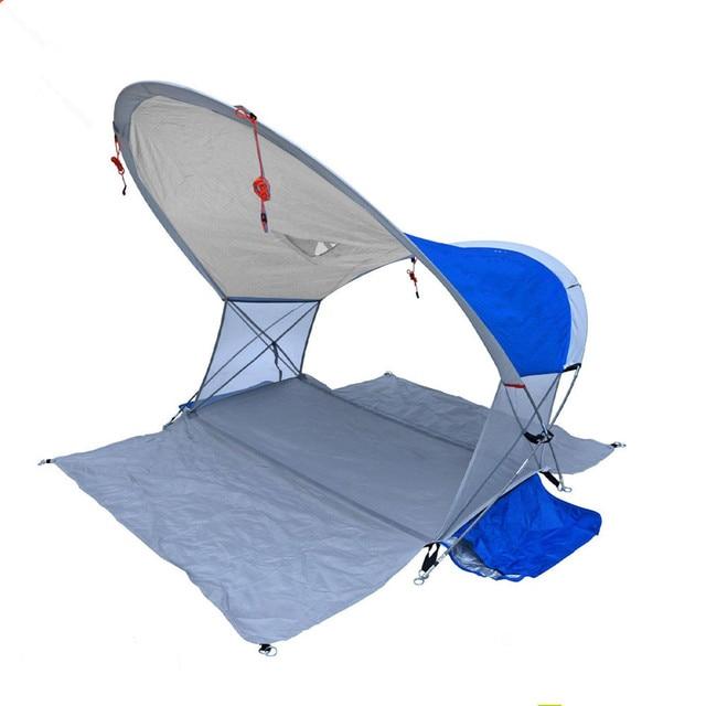 Wnnideo Pop Up Beach Shelter Tent Uv Easy Sun Shade Shelters Canopy Cabana