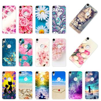 Case For Alcatel One Touch Shine Lite Soft TPU Silicone Cover For Alcatel Shine Lite 5080 5080X 5.0 Inch Case Phone Cases image