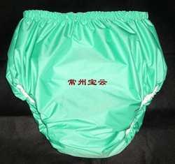 Бесплатная доставка FUUBUU2034-GREEN-M подгузники для взрослых/штаны для недержания