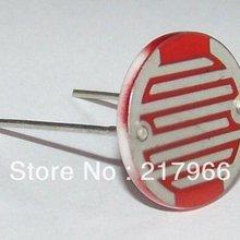 100PCS X GM5528  10~20Kohm(Light Resistance) CdS Photosensitive Resistance Sensor, Photoresistor