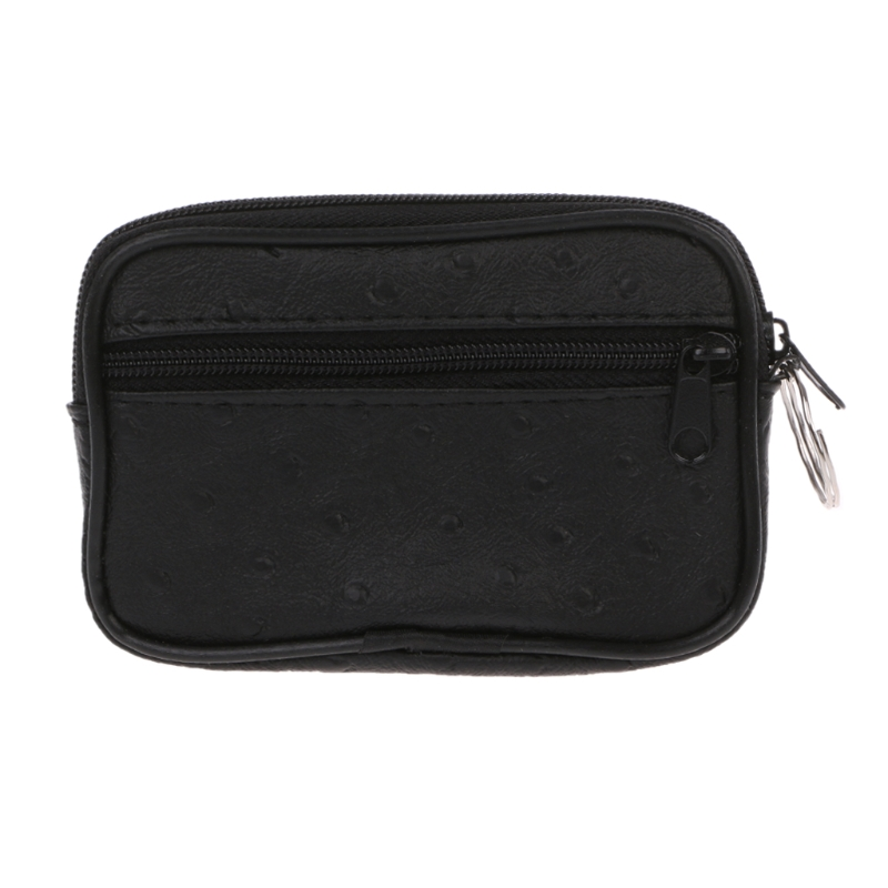 все цены на 1PC Soft Men Women Card Coin Key Holder Zip Change Pouch Wallet Pouch Bag Purse Gift