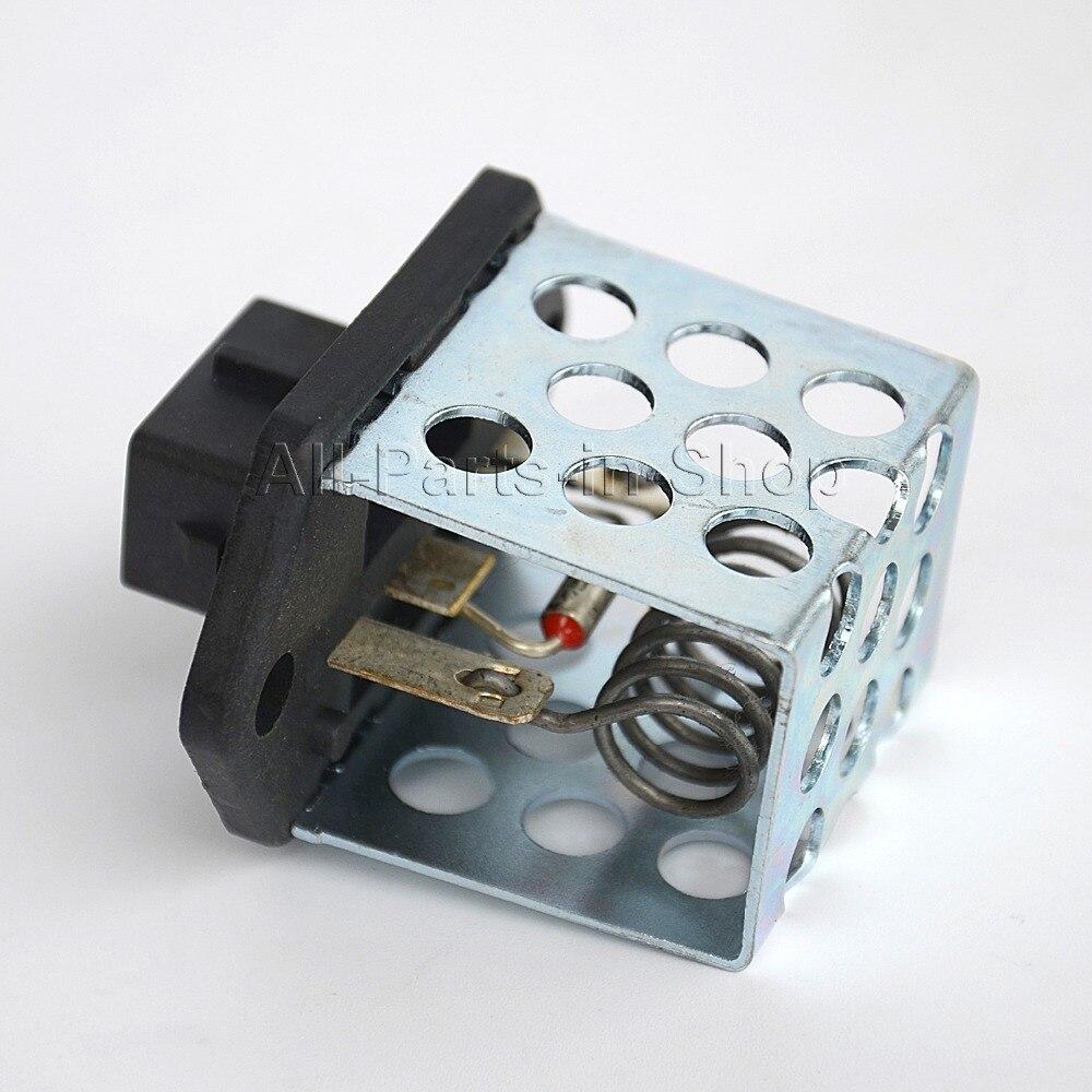 1997 Mercury Mystique Camshaft: Engine Cooling Fan Resistor Ford Focus