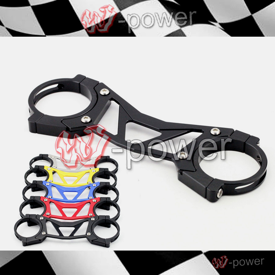 For Bajaj Pulsar 200 NS/AS/RS 200NS 200RS 200AS BALANCE SHOCK FRONT FORK BRACE Motorcycle Accessories CNC Aluminum 5 colors ns