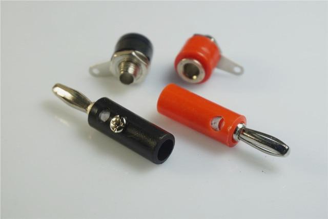 5 stücke 4,0mm Buchse/Stecker Schraube verdrahtung terminal ...