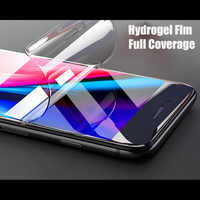 Screen Protector Hydrogel Film For Samsung Galaxy Note 8 9 3D Full Cover For Samsung S9 S10 S8 S7 S6 Edge Plus Protective Film