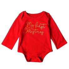 Baby Clothing 2017 New Newborn Baby Boy Girl Romper Clothes Long Sleeve Infant Product(China)